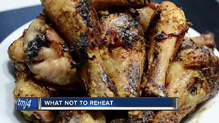 Here are some foods you should not reheat