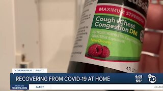 In Depth: Treating COVID-19 symptoms at home
