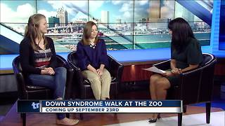 PREVIEW: 22nd Annual Statewide Down Syndrome Awareness Walk