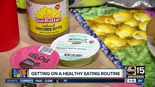 Getting kids back on a healthy routine