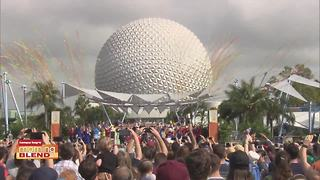 The Morning Blend gets a behind the scenes look at Epcot's Food and Wine Festival - Video