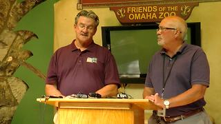 Henry Doorly Zoo  elephant death: press conference - Video
