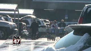 Sam's Club in Lansing closing today - Video