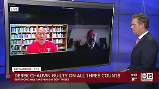 Valley leaders weigh in on Chauvin guilty verdict
