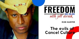 The Conservative Black Cowboy exposes the Left's hypocrisy with Cancel Culture & cries of racism
