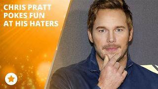 Dieting Chris Pratt responds to body-shamers - Video