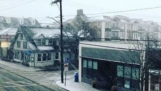 Blizzard Conditions Expected on Massachusetts Coast - Video