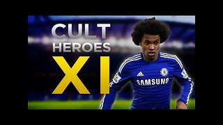 Cult Heroes XI | Chelsea - Video