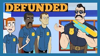 "Defunded Police Are Given New Police Equipment - BETTER COPS #2 ""Defunded"""