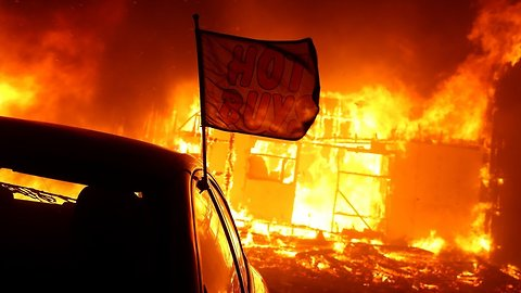 At Least Five Dead In Northern California Wildfire