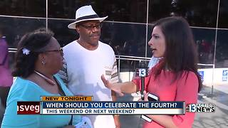 Hump-day holiday:  How to celebrate the 4th of July on a Wednesday - Video