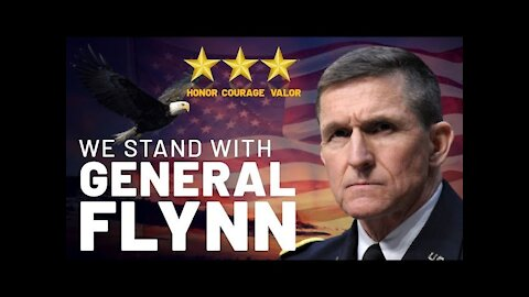 We Stand With Gen Michael Flynn
