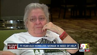 77 and homeless, Mary Louden is days away from a fresh start