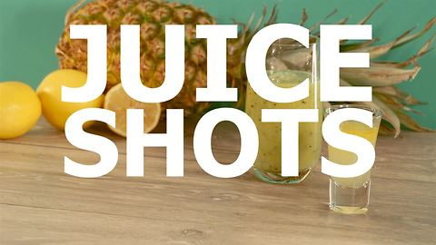 How to get into juicing: the main squeeze