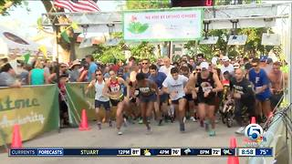 Turkey Trot held in Palm Beach to benefit United Way