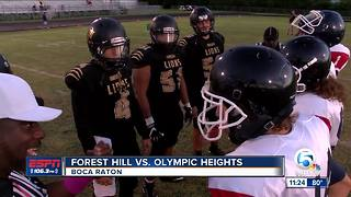Forest Hill Holds Off Olympic Heights - Video