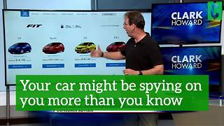Your car could be spying on you more than you know - Video