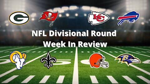 NFL PLAYOFFS: Divisional Round In Review