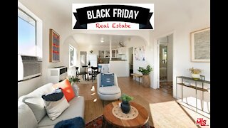 Black Friday Real Estate Sale