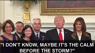Groundhog Day - What Storm Mr President?