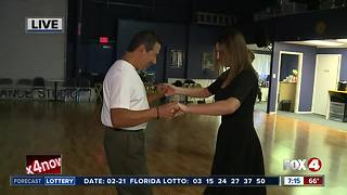 Aki's Ballroom Dance studio teaches the Bronze Waltz - 7am live report - Video