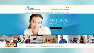 Face And Neck Lift With Dr. Flaharty From Azul Cosmetic Surgery and Medical Spa - Video