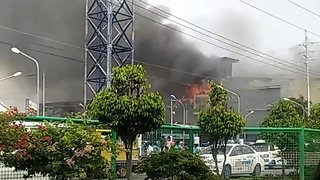 Dozens Feared Dead After Fire at Mall in Davao - Video