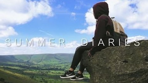 Man Shares Beautiful Footage of Summer Vacation Around the UK