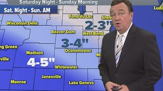 John Malan's Thursday night Storm Team 4cast - Video
