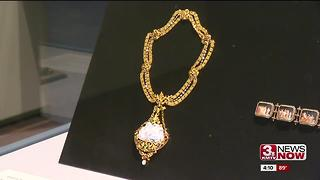 Jocelyn Art Museum exhibit shows jewelry of the past - Video