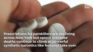 Opioid Deaths in US Are Skyrocketing - Even Though Painkiller Prescriptions Are Down