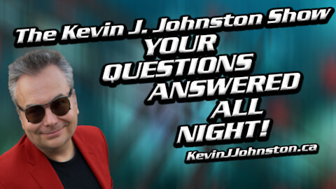 Kevin J. Johnston and Stefano Karatopis Answer All Your Questions!