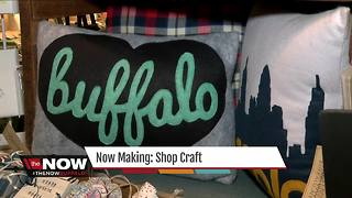 Now Making: Buffalo ShopCraft - Video