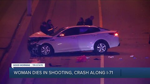 PD: One dead in double-shooting near I-71 Sunday evening