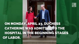 Hours After Giving Birth, Kate Paid Incredible Tribute to Princess Diana That Most Missed - Video