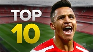 Top 10 Most Expensive Arsenal Signings - Video