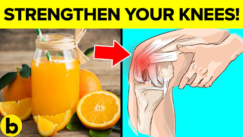 5 Ways To Strengthen Your Knees, Cartilage & Ligaments