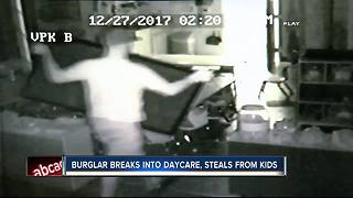 Security cameras catch break-in at Dunedin preschool - Video