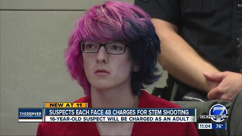 STEM school suspects appear in court