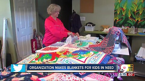 Binky Patrol chapter seeks volunteers to make blankets for Greater Cincinnati kids in need