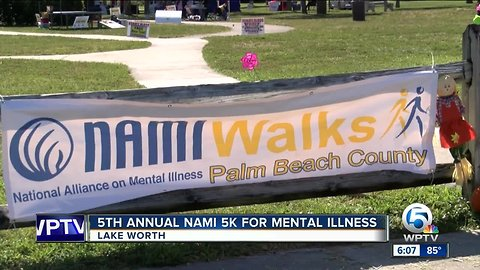 5th annual NAMI 5K for mental illness