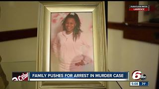 Family struggles with arrest, then release, of suspect in Candice Pigee murder - Video