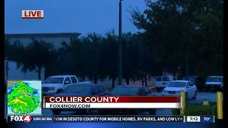 Collier County declares civil emergency -- 7am Sunday live report