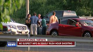 State police investigating deadly shooting on 190 - Video