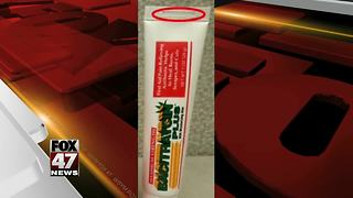Maximum Strength Bacitraycin Plus Ointment recall - Video