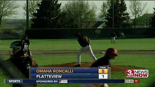 Roncalli baseball wins district title - Video