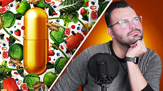 What Vitamins Do You Actually Need to Survive?