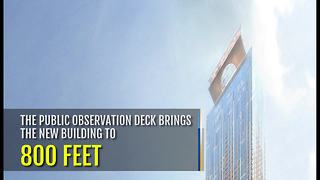 Tallest building in Detroit to break ground in next month - Video