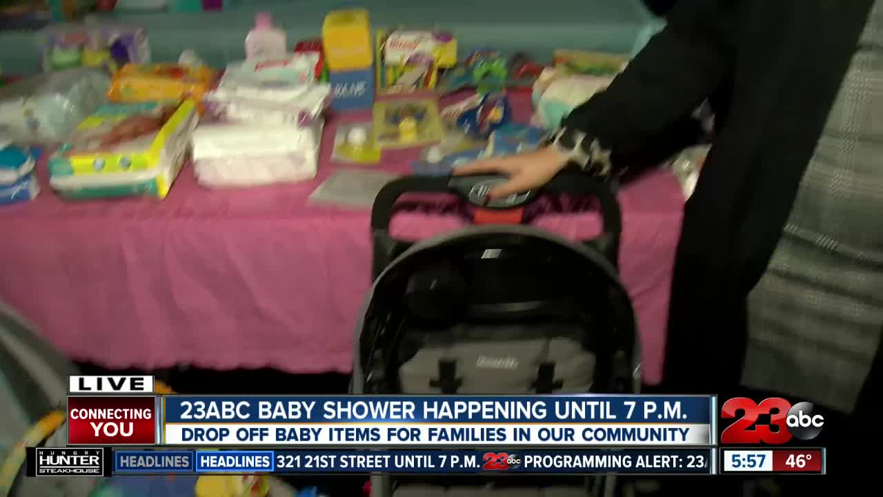 23ABC Baby Shower happening today