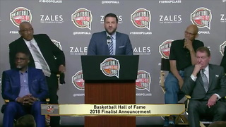 NBA Hall Of Fame Finalists - Video